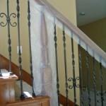 handrail protection