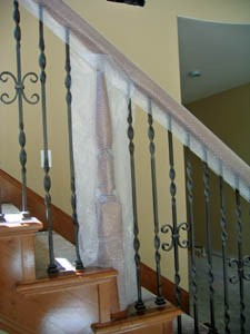 handrail protection