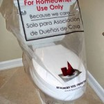 toilet protection